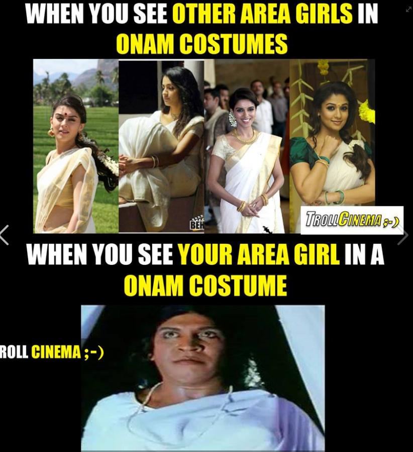 Onam Costumes