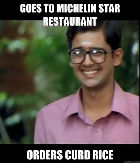 Chennai boy curd rice