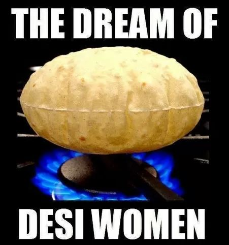 Desi Women's Dream