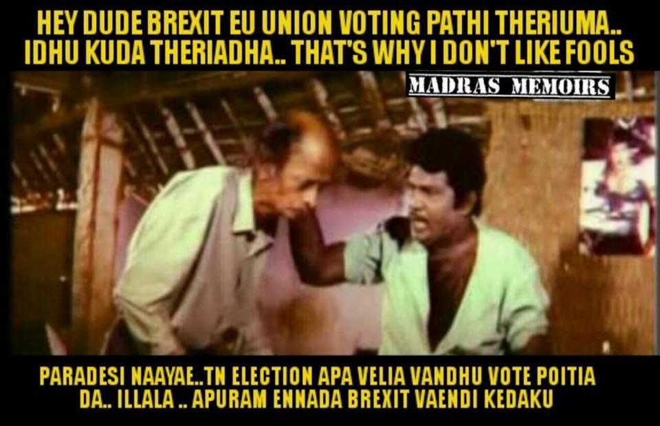 Brexit Election Mokkai
