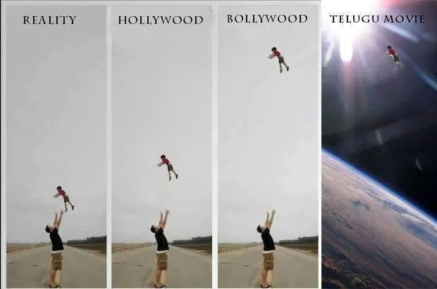 Telugu movie meme
