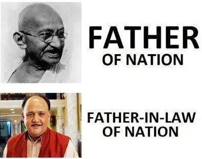 Alok Nath Father in law