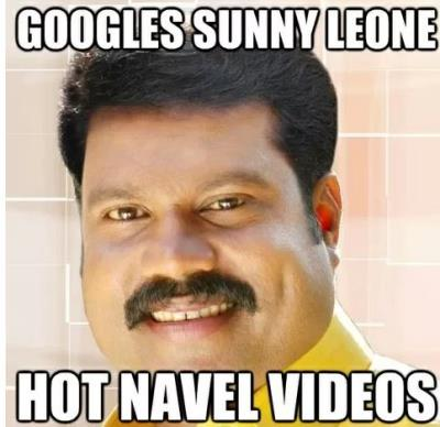 Sunny Leone and Googling