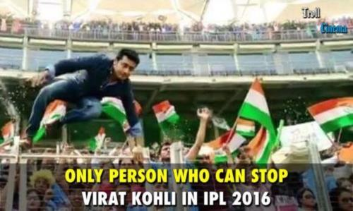Only guy who can stop Kohli