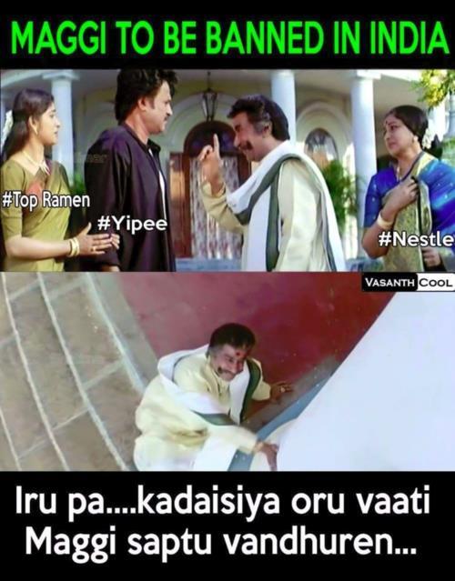 Maggi Tamil Meme