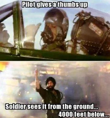 Bollywood Pilot