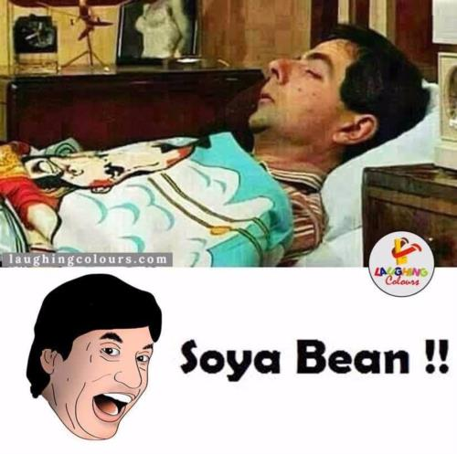 Mr. Bean Hindi Joke