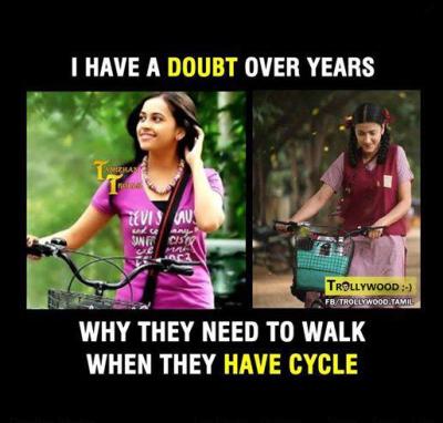 Why do they walk