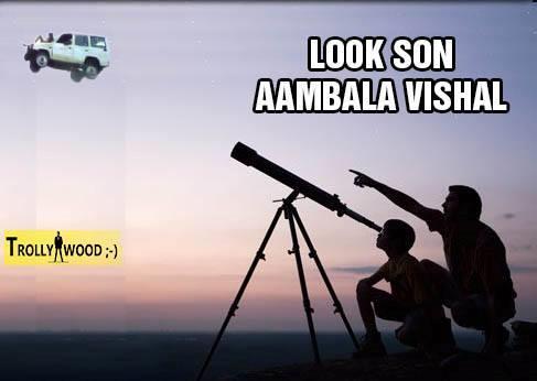 Aaambala Vishal