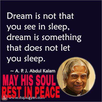 Abdul Kalam Dream
