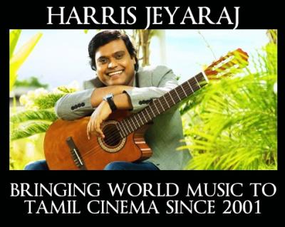 Harris Jeyaraj thiruttisai thendral