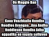 On Maggie Ban