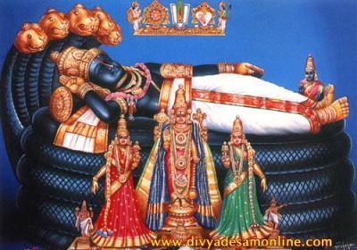 Sri Ranganathar by M.Perumal @ EMPEE, Tiruvannama...