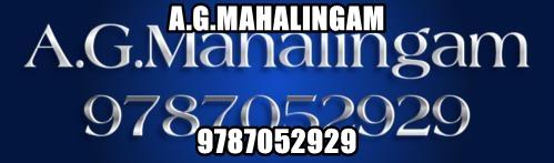 A.G.MAHALINGAM