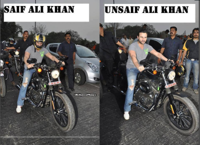 Saif Ali Khan comedy