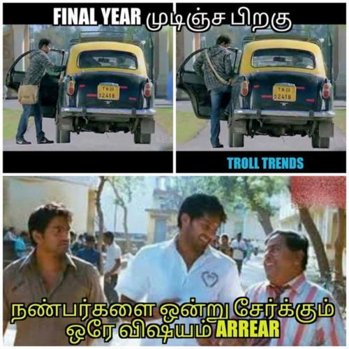 After College Final Year