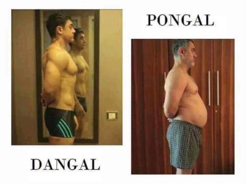 Dangal Pongal