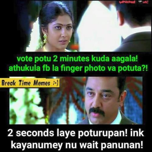 Election meme