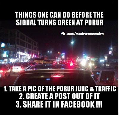 Signal in Porur