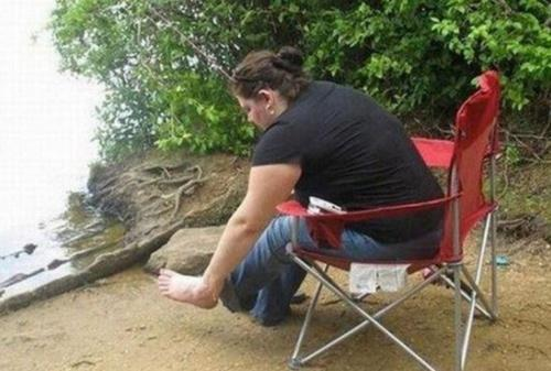 This is one of the strangest photo illusion. It wi...