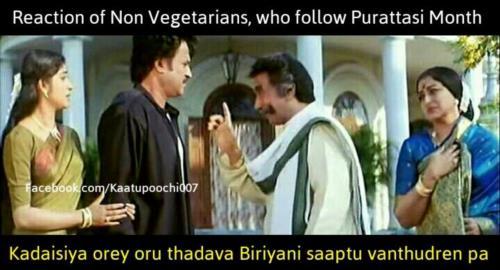 Purattasi maasam Tamil joke