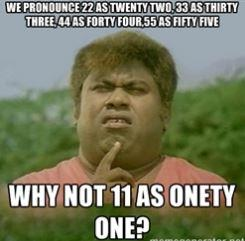 Senthil Maths English Comedy