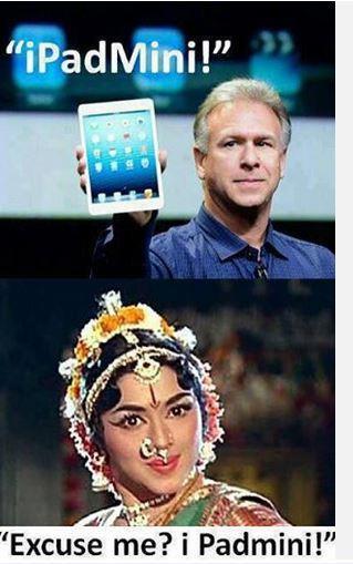 iPad Mini Tamil Mokkai