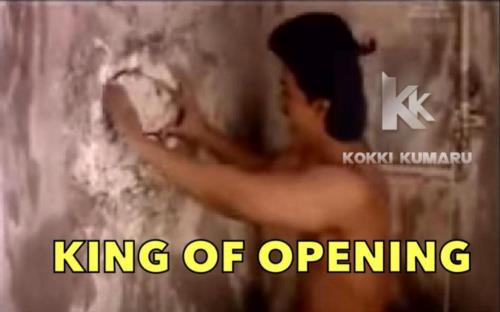 King of opening